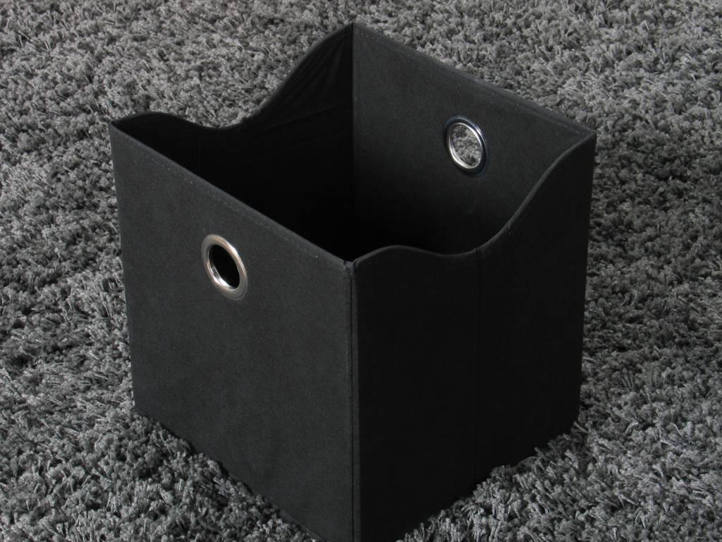 Goedkope Keuken Opbergkast : opbergbox zwart – hioshop.nl – online meubels – goedkope meubels