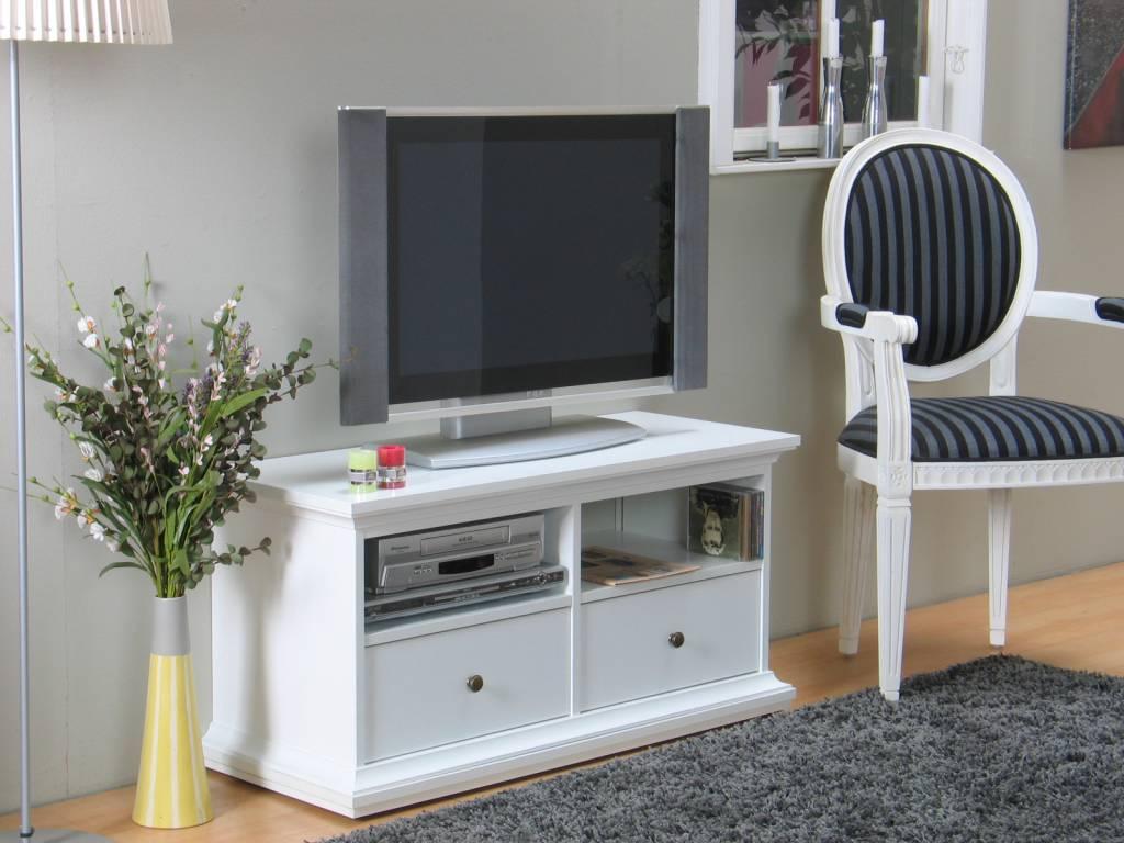 Tvilum TV kast Veneti u00eb wit   hioshop nl   online meubels   goedkope meubels