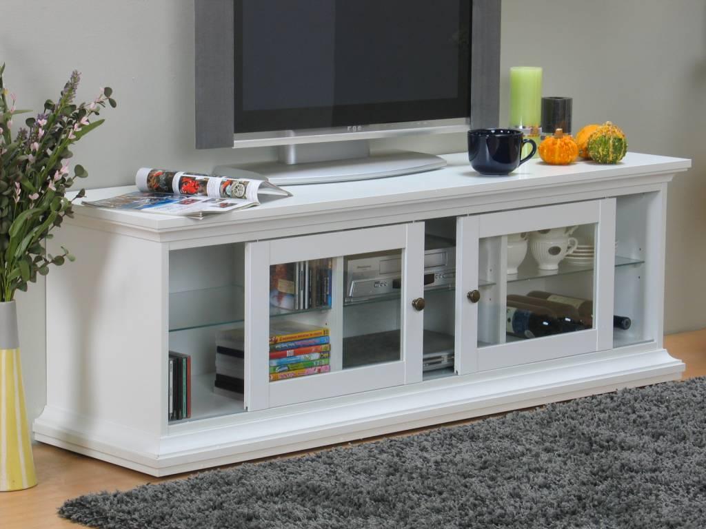 Modern zwevend wit televisiemeubel moderne antieke meubels moderne architecten moderne - Meubels keuken beneden cm ...
