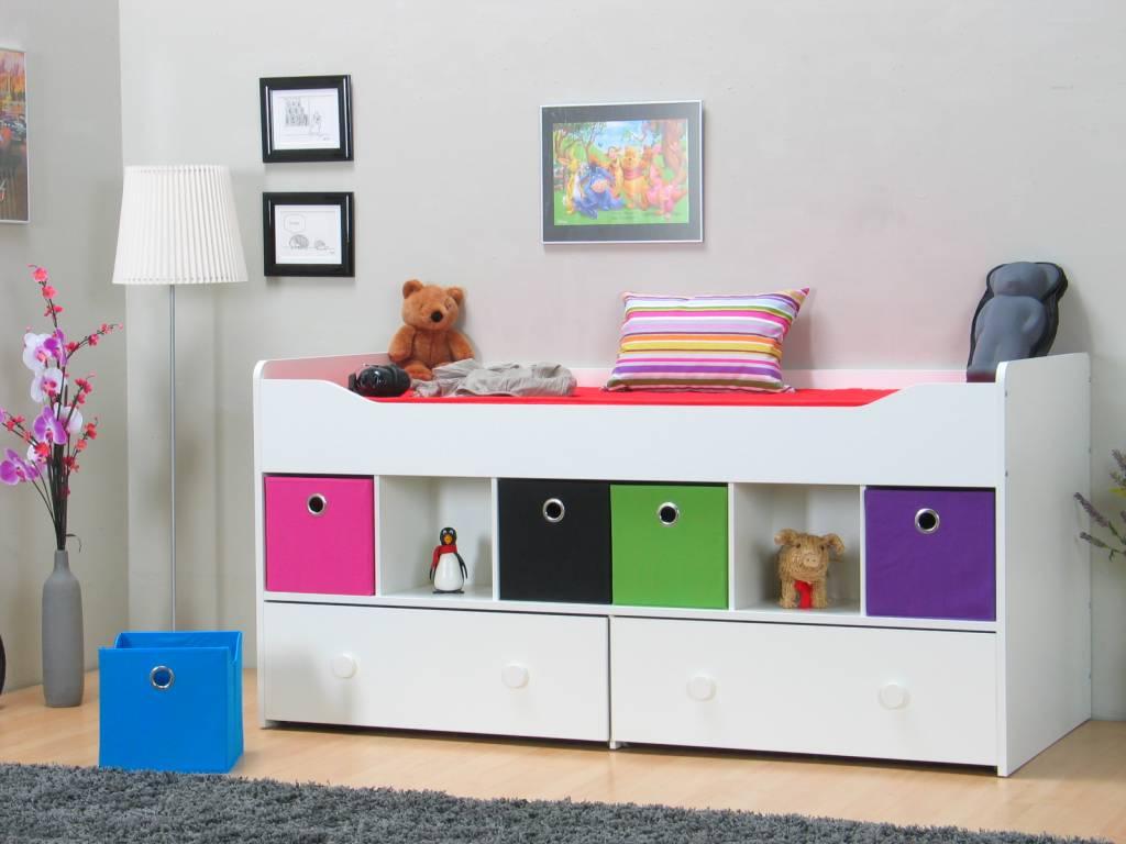 hoogslaper met laden weihnachten 2017. Black Bedroom Furniture Sets. Home Design Ideas