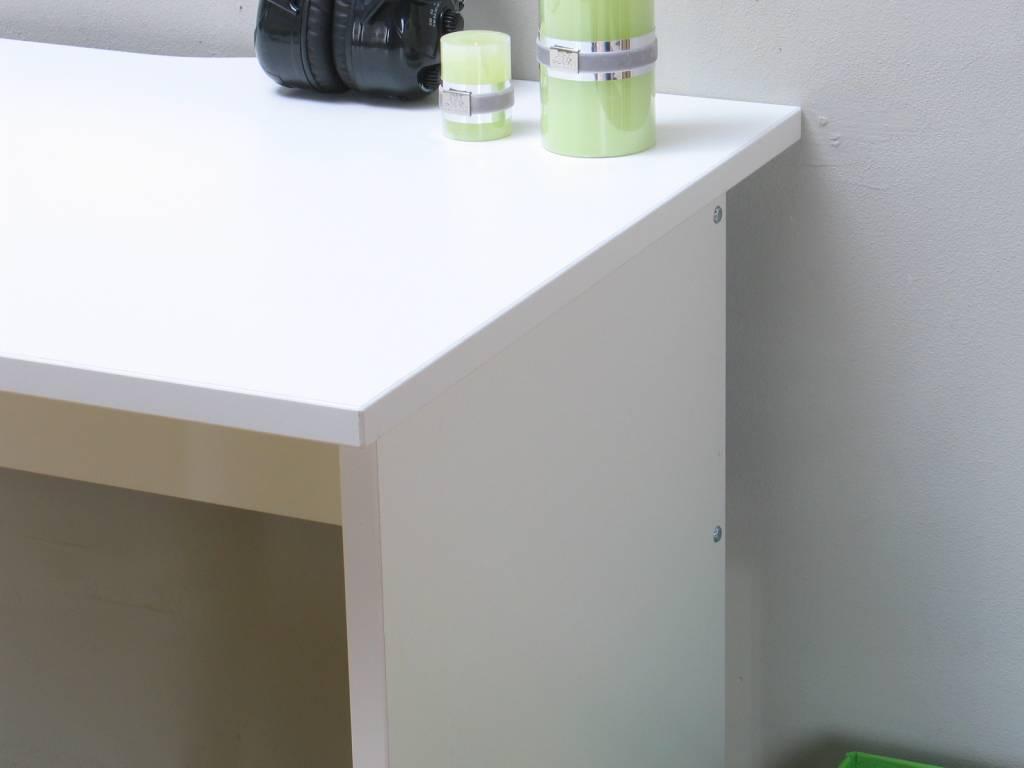 Ladekast Slaapkamer Wit : Tvilum Bureau met ladekast wit Combee ...