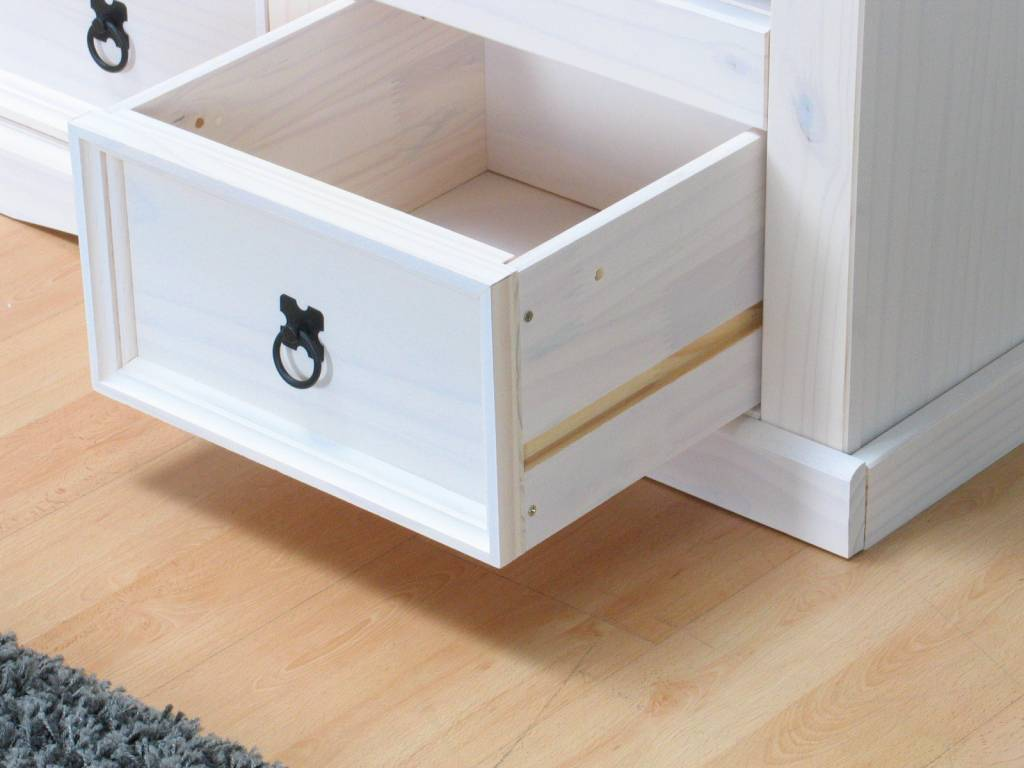 TV kast wit New Mexico 91,5cm breed - hioshop.nl - online meubels ...