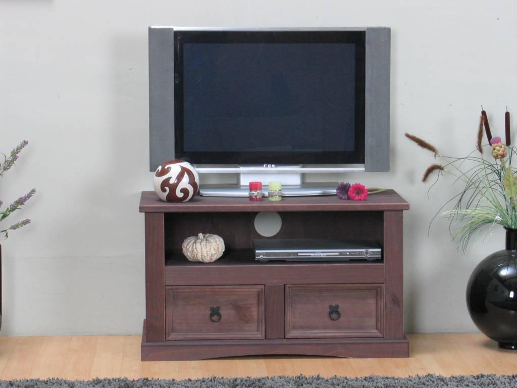 Tv kast bruin new mexico   hioshop.nl   online meubels   goedkope ...