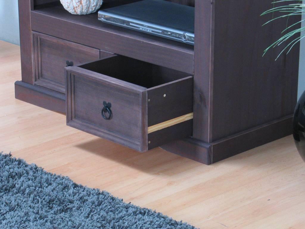 TV kast bruin New Mexico - hioshop.nl - online meubels - goedkope ...