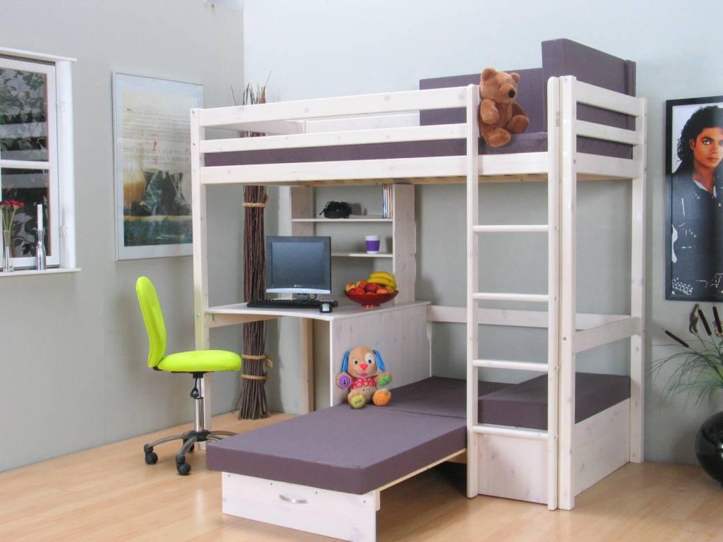 Thuka Hoogslaper met bank grijs Thuka - hioshop.nl - online meubels ...