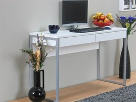 Tvilum Bureau met 2 laden 'Function' wit