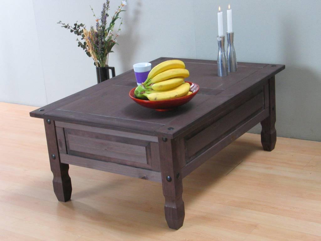 Salontafel new mexico bruin online meubels goedkope meubels - Koloniale stijl kantoor ...