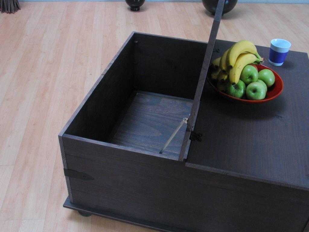 Salontafel bruin dekenkist New Mexico - hioshop.nl - online meubels ...