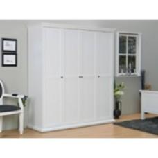 Venetië - TIP! - uitgebreid woonprogramma wit - woonkamer en slaapkamer