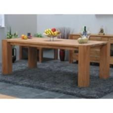 Mark - eiken meubels - woonkamer en keuken