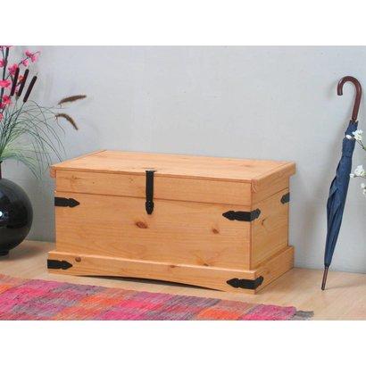 Dekenkist New Mexico 92,5x45,5x52 - hioshop.nl - online meubels ...