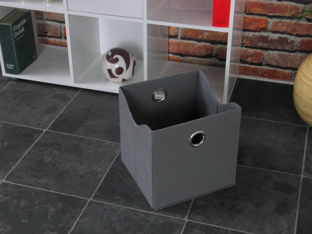 Tvilum Opbergbox grijs Combee - hioshop.nl - online meubels ...