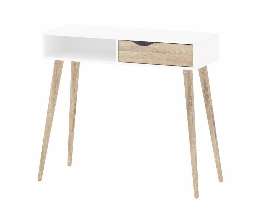 tvilum sidetable bureau napoli met lade. Black Bedroom Furniture Sets. Home Design Ideas