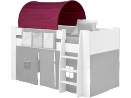Bedtunnel lila/roze Molly Kids