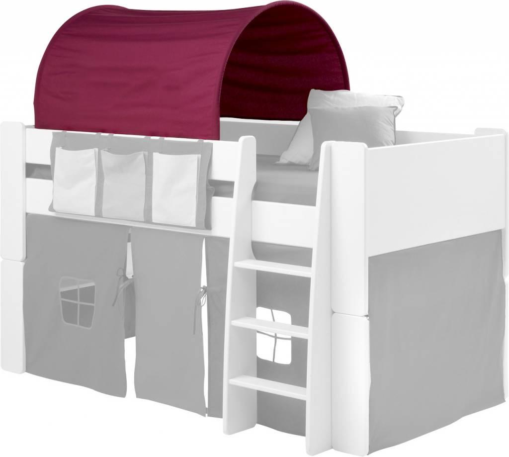 Bedtunnel lila roze molly kids - Kidshome palma ...