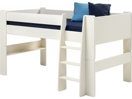 Halfhoogslaper wit Molly Kids bed kinderkamer