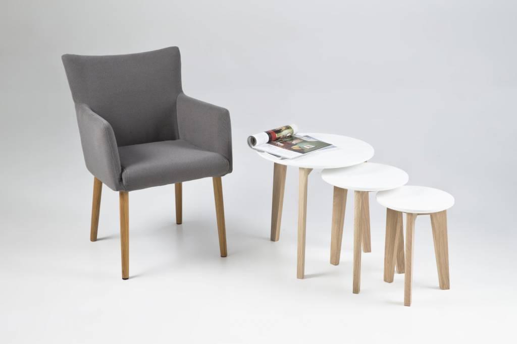 Eetkamer eetkamerstoelen met armleuning leer afbeeldingen : Stoelen zijn er om lekker op te zitten - ons motto bij www.hioshop.nl