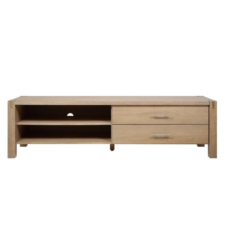 Corso - TV-meubel - Eiken white wash