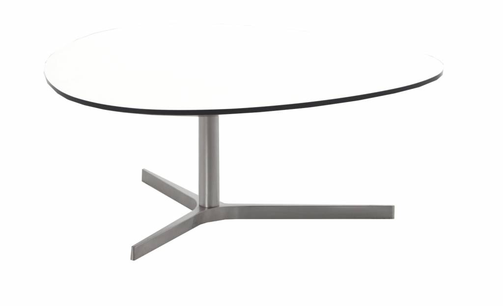 Pleun - salontafel - wit