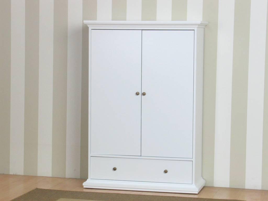 Lage kledingkast wit 138 cm Venetië - hioshop.nl - online meubels ...