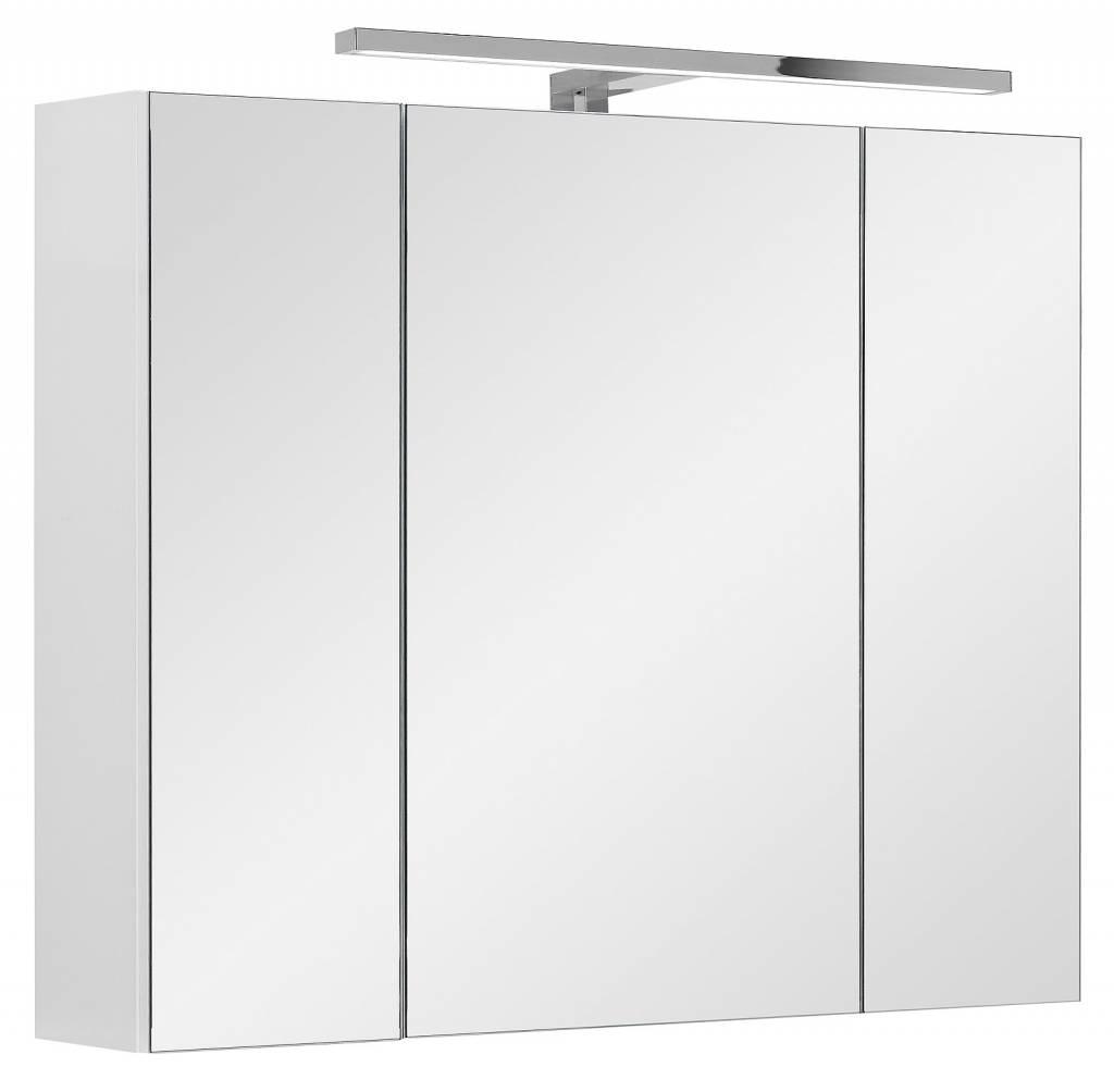 Een spiegelkast is onmisbaar in elke badkamer. Nu te koop bij Hioshop