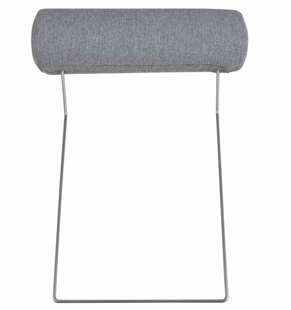 ... hoofdsteun lichtgrijs - hioshop.nl - online meubels - goedkope meubels