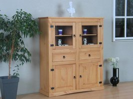 New Mexico highboard dressoir grenen