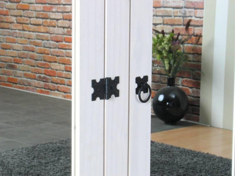 ... wit met spiegel - hioshop.nl - online meubels - goedkope meubels