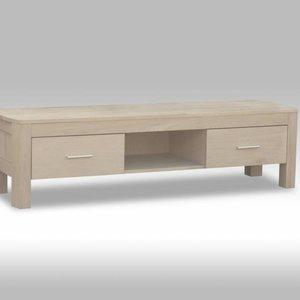 Tv meubel eikenhout kopen online internetwinkel for Ladenblok kwantum