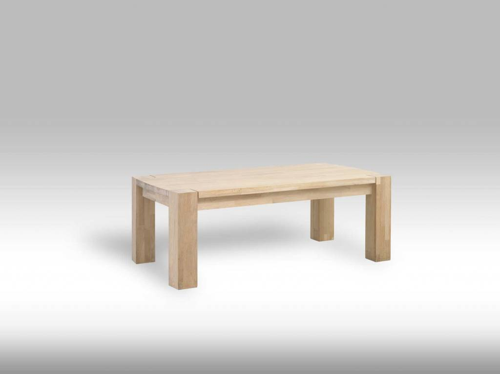 Viktor salontafel eiken 140x80 cm