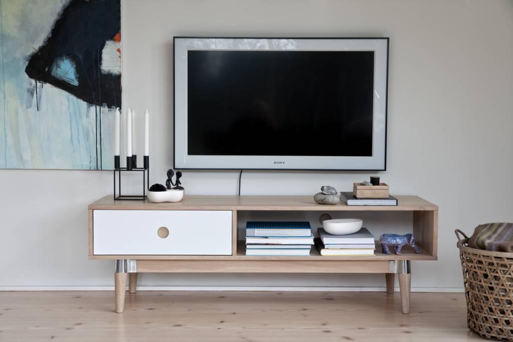 acky tv meubel 150 cm. Black Bedroom Furniture Sets. Home Design Ideas