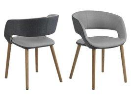 FYN Gramma eetkamerstoel grijs design