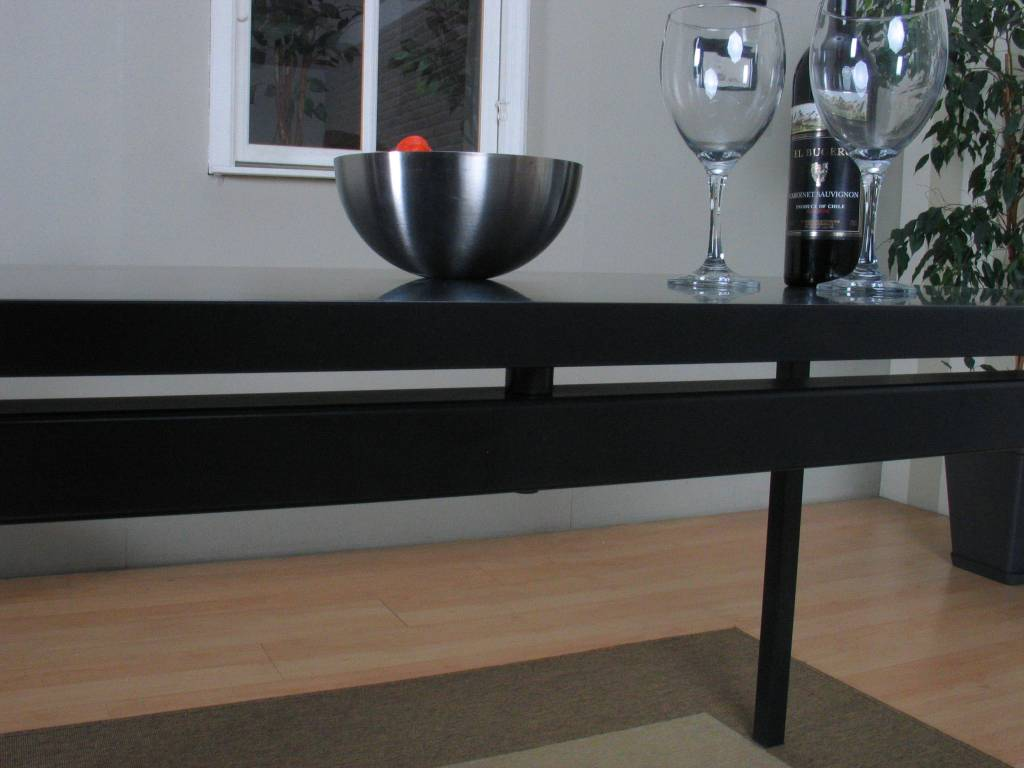 Peak eethoek 67 grijze tafel met 6 grijze stoelen - Decoratie kantoor ...