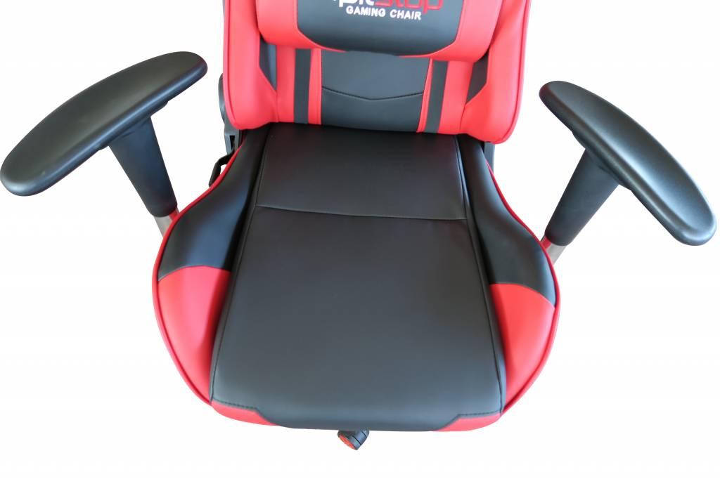 Game Stoel Kopen : Solliden wild bureaustoel gamestoel zwart rood