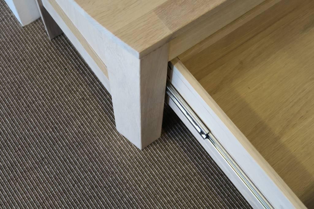 Solliden veneto tv meubel eiken 150 cm breed