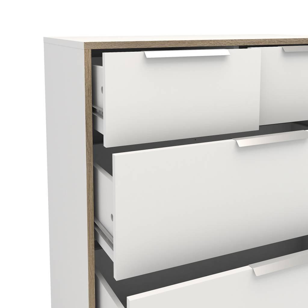 Ladenkastje Badkamer. Top Witte Ladenkast Elegant Commode Voor With ...