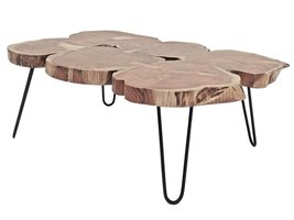Canett Victoria salontafel groot acaciahout