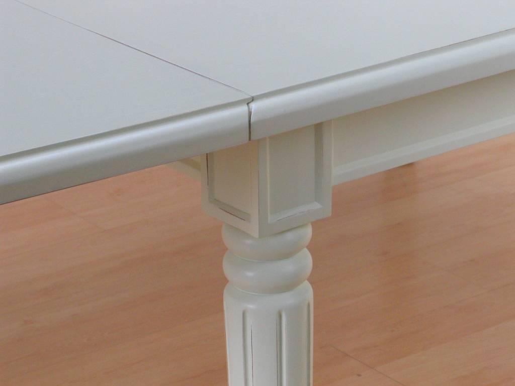 Eetkamertafel Vierkant Wit : Amatyst eetkamertafel vierkant  cm met aansteekplaat