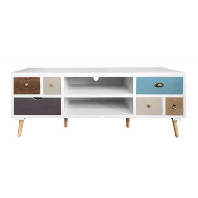 Thijs TV-meubel meerkleurig