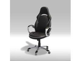 Solliden Still bureaustoel zwart II