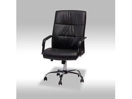 Solliden Riso bureaustoel zwart