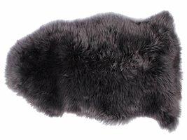 Maui lamsvel 70x110 cm donkergrijs uit Nieuw Zeeland