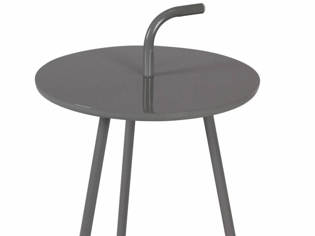 Glazen Bijzettafel Rond : Bijzettafels van hioshop zijn handig als extra tafeltje