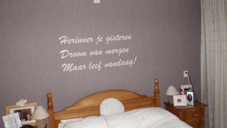 Mooie Slaapkamer Teksten : Mooie teksten slaapkamer beste ruim assortiment trendy en hippe