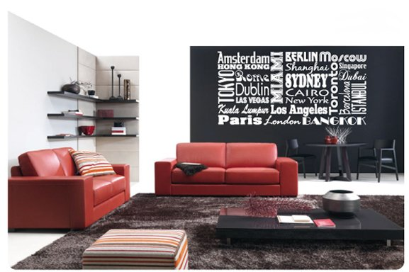 Muurstickers Slaapkamer Ideeen : Actueel sfeer creeren in slaapkamer voorbeelden interieur inspiratie
