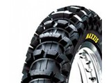 Maxxis Crossband SM 120/90-19 Rear