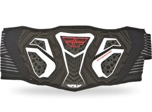 Fly Flight Moto Belts Blue/Red/Black