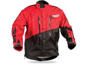 Fly Patrol Enduro Jackets Red/Black