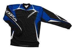 Jopa MX-Jersey 2016 Factory Black/Blue