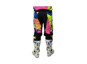Jopa MX-Pants 2016 Chaos Neon/Pink